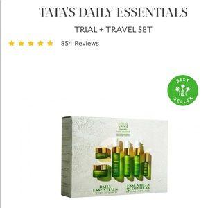 """NWT TATA HARPER-""""Daily Essentials"""" kit"""